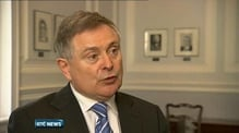Howlin warns over banking inquiry 'witch hunt'