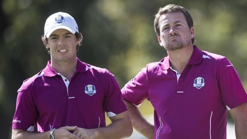 Graeme McDowell has tried to explain why Rory McIlroy is changing management for the second time in the last two years