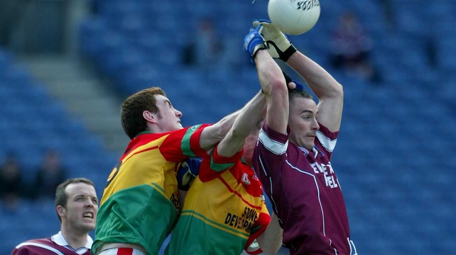 The sides last met in the Championship in 2003, Westmeath won 1-17 to 1-12