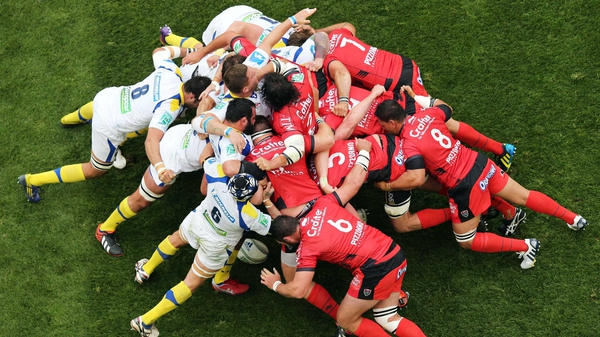 Clermont Auvergne and Toulon contested this year's final