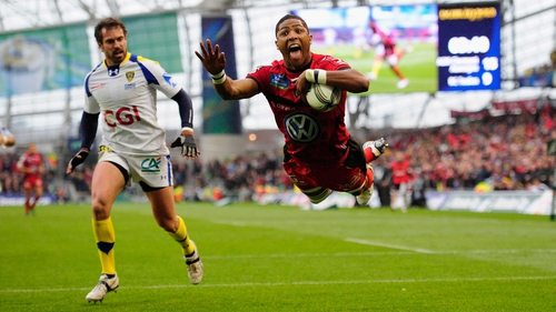 Delon Armitage will be staying with Toulon