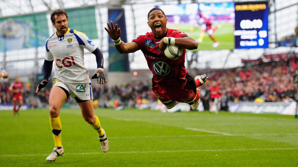 Toulon won the Heineken Cup, beating Clermont 16-15 in Dublin