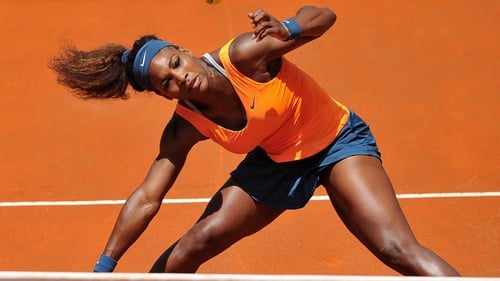 Serena Williams: 'I don't know if I feel better on clay this year or last year'