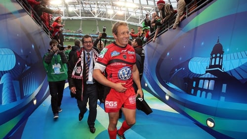 Jonny Wilkinson and Toulon claim a first European Cup victory