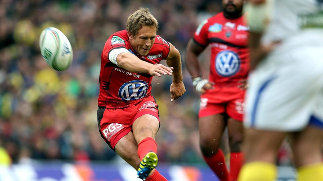 Jonny Wilkinson will turn 35 on Sunday