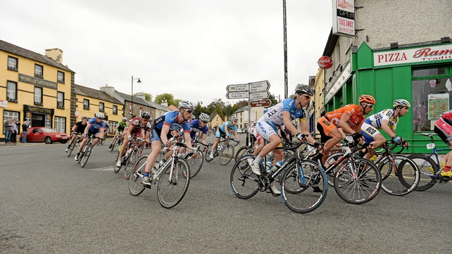 The second stage of the An Post Rás 2013 runs from Longford to Nenagh