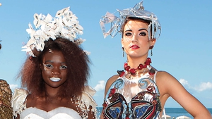 Junk Kouture featured at Cannes Film Festival