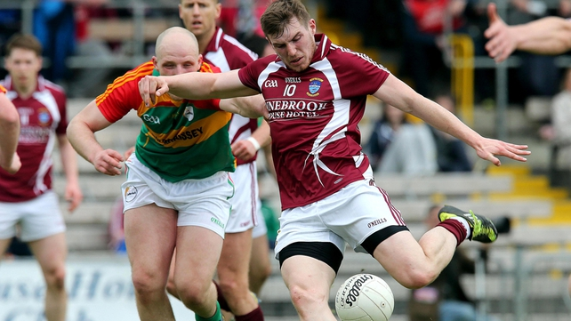 Kieran Martin scored two goals for Westmeath