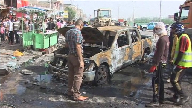 Over 200 people have been killed in sectarian violence over the past week in Iraq