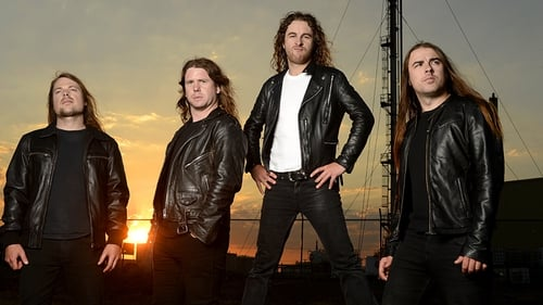 Airbourne - New album Black Dog Barking out now