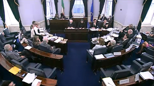 The committee will report to Minister for Health James Reilly before the Bill goes before the Dáil and Seanad