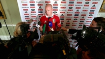 Paul O'Connell discusses the early preparations being undertaken by the Lions