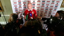 Paul O'Connell and Mike Phillips speak about preparations for the Lions squad