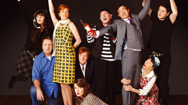 Noises Off is coming to the Bord Gáis Energy Theatre from July 8 - 13