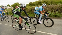 Shane Archbold comments following his victory in stage two of the Rás