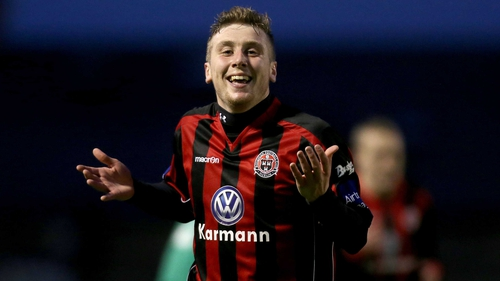 Kevin O'Leary scored the final goal for Bohemians as they progressed to the last eight