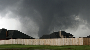 The town of Moore was devastated by the massive tornado