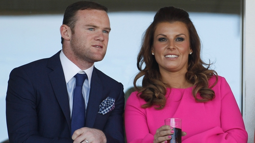 Coleen Rooney is married to former Manchester United and England footballer Wayne Rooney