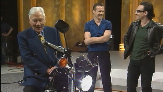 Gay Byrne's Final Late Late Show