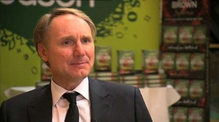 Author Dan Brown discusses his new book during his first trip to Ireland