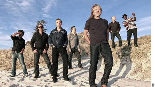 Robert Plant Presents The Sensational Space Shifters added to EP bill