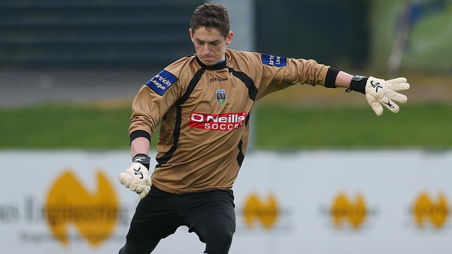 Conor O'Donnell helped to keep his side in a very one-sided game against Shamrock Rovers