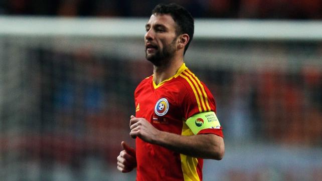 Razvan Rat is set to join West Ham United
