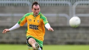 Karl Lacey will start for Donegal against Mayo