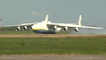 World's biggest plane lands at Shannon