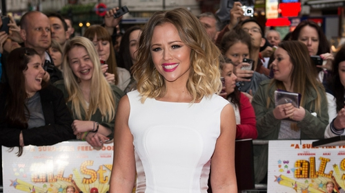"Kimberley Walsh: ""I'm really happy with my body at the moment"""