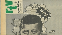 Front cover of RTV Guide, 21 June 1963
