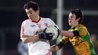 Tyrone's O'Neill ruled out for Donegal clash