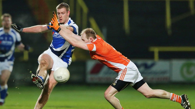 Kingston starts for Laois against Louth