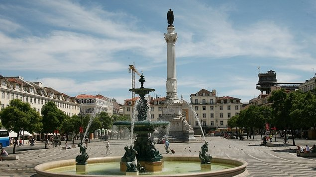 Roaming around Lisbon is one of the primary joys of a stay
