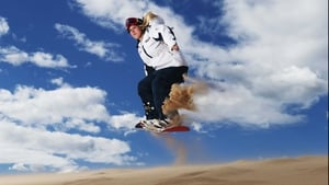 Snowboarder Alex Fitch poses during a portrait session in Sydney, Australia
