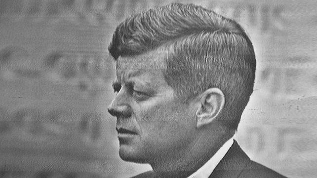 President John F Kennedy