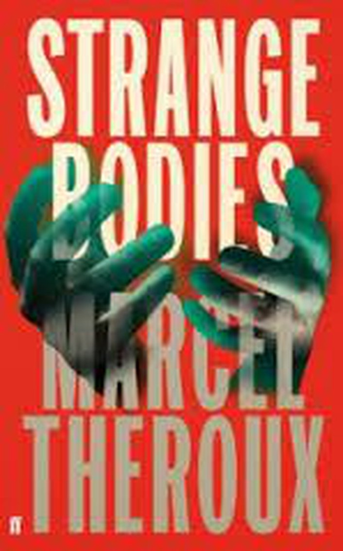 Author Marcel Theroux