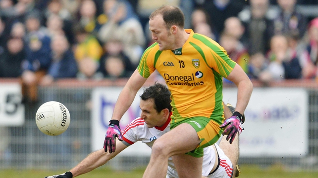 Tyrone's meeting with Donegal is live on RTÉ Two