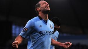Pablo Zabaleta is sticking with Manchester City
