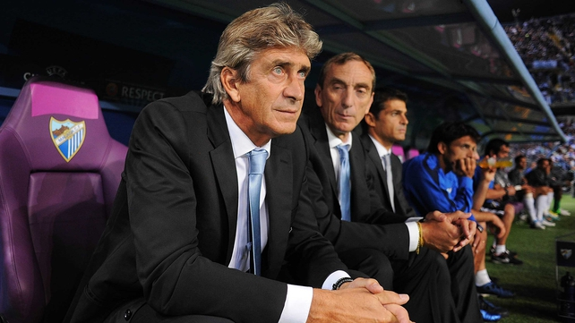 Manuel Pellegrini is eager to work with the Man City squad
