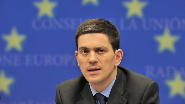 David Miliband said Britain would benefit more from staying in the EU