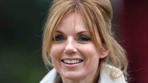 Geri Halliwelll: here new song's underperforming Down Under