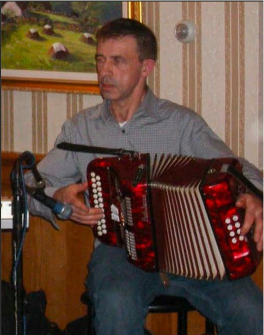 John Cronin, Paddy Cronin & Maria Falvey