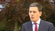 Britain weakening position in EU - David Miliband