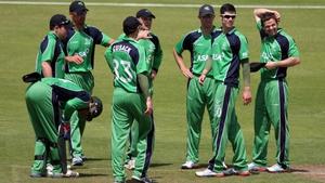 Ireland drew with Pakistan in Clontarf