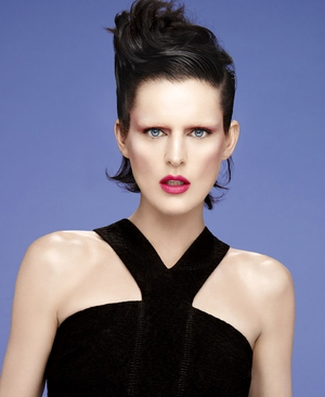 Campaign image for the new Satin Lip Pencils by NARS