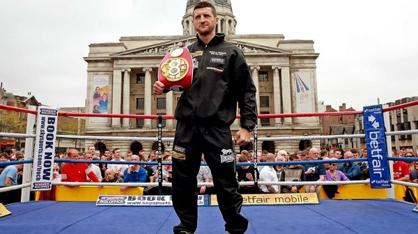 Carl Froch will face an investigation after Saturday's fight