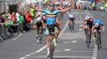 De Pauw wins stage five and Bialoblocki keeps lead