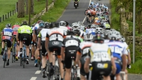 Highlights from stage five of the An Post Rás