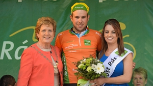 While De Pauw claimed the orange stage winner's jersey